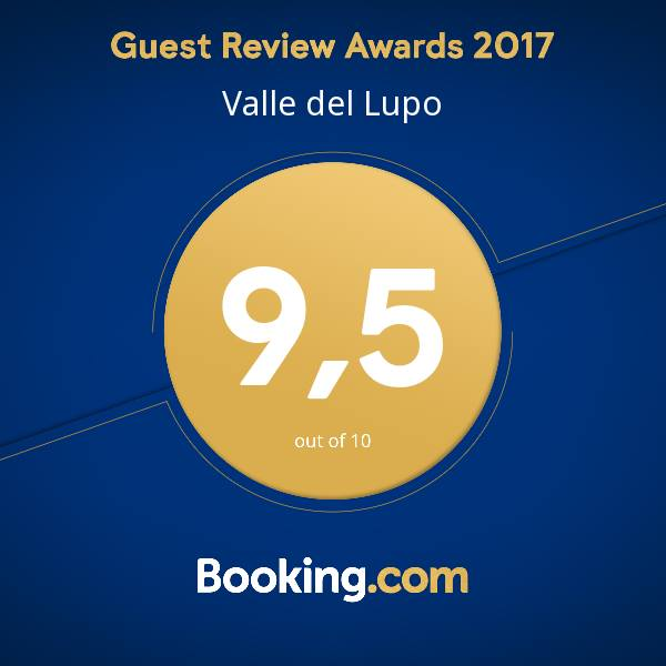 2017 booking award
